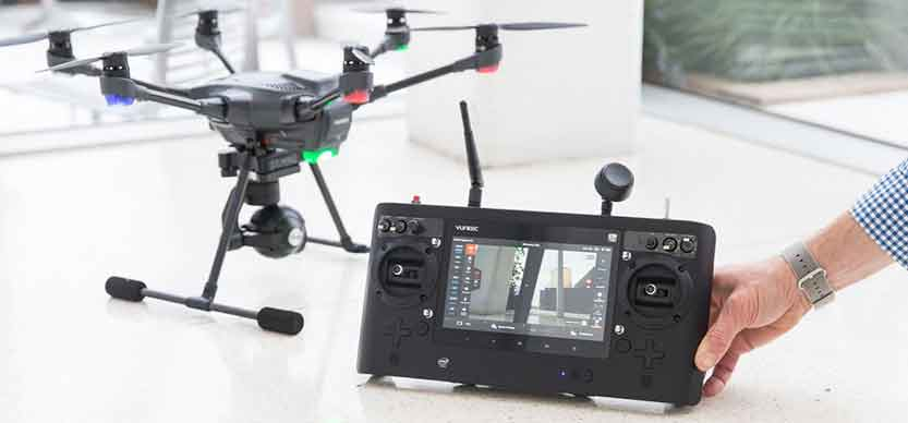 poznań wynajem drona operator zdjęcia z powietrza nadzór budowlany